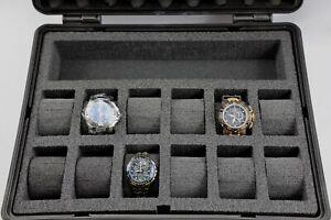 New ArmourCase 12 watch Waterproof Travel Storage Vault case