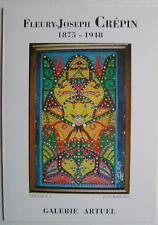 FLEURY JOSEPH CREPIN  - Carton d invitation - 1998