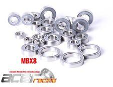 Mugen MBX8 Ceramic Ball Bearing Kit by World Champions ACER Racing