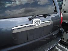 Toyota 4Runner chrome tailgate molding liftgate trim 03 04 05 06 07 08 09