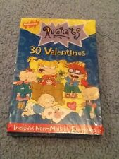 Vintage Rugrats Valentines New In Package 1997