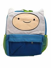 """Small Size Finn Character Backpack - Adventure Time 12"""" Backpack"""