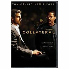 Collateral (DVD, 2004, 2-Disc Set, Widescreen) Tom Cruise Jamie Foxx NEW SEALED