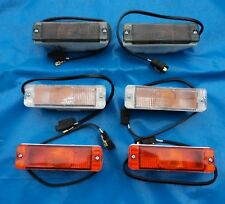 Blinker Frontblinker VW Jetta 2 u Golf 2 Bj bis 88 Polo 90 orange weiß schwarz