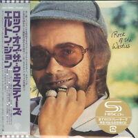 ELTON JOHN-ROCK OF THE WESTIES-JAPAN MINI LP SHM-CD Ltd/Ed G00