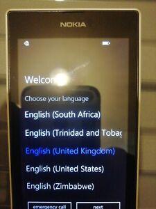 Nokia Lumia 520 WINDOWS Smartphone - WHITE. EE NETWORK. EXCELLENT CONDITION