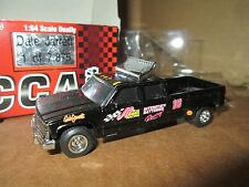 Chevy Dually 1 ton 18 dale jarrett 1:64 Truck Bank crewcab joe gibb interstate