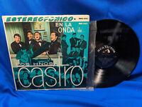 Los Hnos Castro LP En La Onda de Los Castro RCA Victor MKL-1743