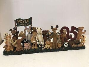 "Boyds Bears & Buddies...25 Years and Counting"" 2004 anniversary (no Box)"
