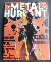 Métal Hurlant n°30 - 1978.  CEPPI  / MACEDO / MOEBIUS / GILLON / . neuf