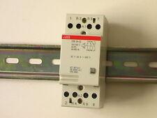 ESB-24-22 230VAC ABB Contacteur installation contactor schutze 2 x NO + 2 x NC