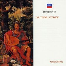Anthony Rooley - Cozens Lute Book [New CD]