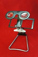 Sputnik Russian Сamera, 6x6cm GOMZ Vintage for 120 roll film, case,Stereo Viewer