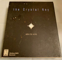 The Crystal Key 1 PC/Mac Computer Dreamcatcher Video Game NEW in SEALED BIG BOX!