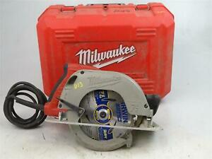 "Milwaukee  7-1/4"" Adjustable Handle Circular Saw  , 983DD09310467"