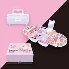 42PCS kids Safe Non-toxic Girl Cosmetics Toy w/Suitcase Pretend Play Gift Set