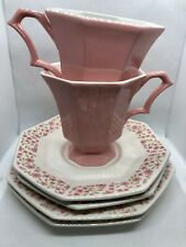 Independence Ironstone Interpace Japan-Mary Jane-Cup & Saucer & dessert plates
