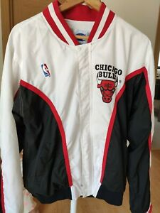 1998 chicago bulls champion jacket tracksuit Michael Jordan Pippen Rodman nba