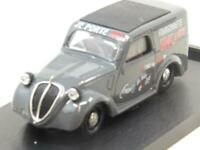 Brumm Diecast R244 Simca 5 Furgoncino 1936 Grey 1 43 Scale Boxed