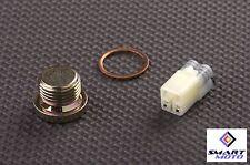 Oxygen lambda o2 sensor eliminator Complete kit Suzuki GSXR 600 K6 K7