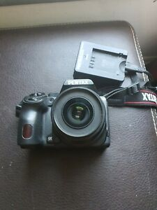 Pentax K-70 24.2MP Digital SLR Camera - Black