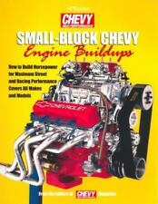 Small-Block Chevy Engine Buildups: How to Build Horsepower Book~Street/Strip~NEW