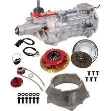 Speedway Motors Ls Transmission Kit, 6-Speed, Tremec T56, 700 Hp