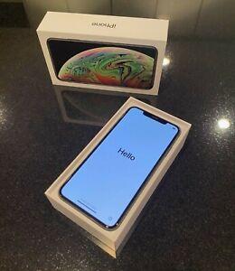 Apple iPhone XS Max - 256GB - Space Gray (Unlocked) A1921 (CDMA + GSM)