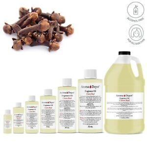 Clove Bud Perfume/Body Oil Unisex Candle Soap Bath Bomb Incense Making Kit Bulk