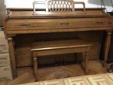 Baldwin Hamilton Console Piano In Excellent Condition