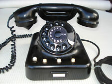 Antikes - Bakelit - Telefon mit Tasten