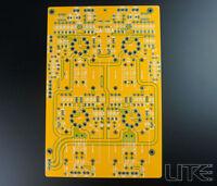 LITE GA-31A MC/MM tube amplifier bare PCB 6dj8 vacuum tube amp PCB