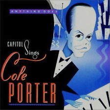 Cole Porter Sings Margaret Whiting Andrews Sisters Nat King Cole Tony Bennet CD