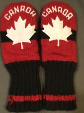 Vancouver Winter Olympics 2010 Mittens Team Canada Adult L/XL Hudson's Bay