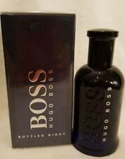 Hugo Boss NO.6 Bottled Night Eau de Toilette Spray Men's Perfume 3.3/ 3 oz 100ml