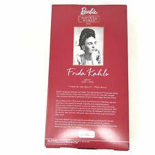 Mattel FJH65 Barbie Inspiring Women Series Frida Kahlo Doll