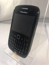 Blackberry Curve 8520 Naranja Red Negro Teléfono Móvil