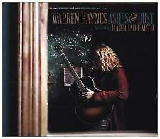 Warren Haynes (Featuring Railroad Earth) - Ashes & Dust DELUXE ED. 2CDs (2015)