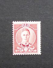 GB GVI - Undenominated claret Waterlow essay. Fine MNH