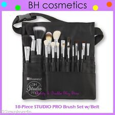 NEW BH Cosmetics 18-Piece STUDIO PRO High Quality Brush Set w/Belt FREE SHIPPING