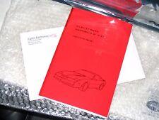 KITT Knight Rider Electronics Manual - Illustrated 25pg - Original Instructions