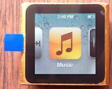Apple iPod Nano 6th Generation Orange (8 GB)