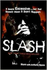 Slash, Excellent, Bozza, Anthony,Slash Book