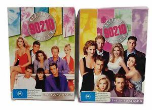 Beverley Hills 90210 Season 2+3 DVD TV SERIES R4
