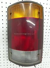 Ford E150 Van E250 Tail Light Assembly Right Passenger Side OEM