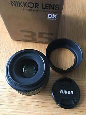 Nikon Nikkor Af 2183 35-35mm f/1.8 L Af-s Dx Lente G