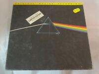 Pink Floyd The Dark Side Sealed Vinyl Record LP 1979 Japan MFSL Hype Sticker