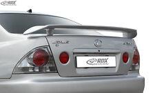 RDX Heckspoiler LEXUS IS (XE1) Heckflügel Heck Spoiler Flügel Tuning Wing Aleron