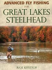 Advanced Fly Fishing for Great Lakes Steelhead-ExLibrary