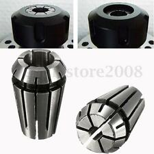 "2pcs ER11 1/8"" 1/4"" Spring Collet Set For CNC Engraving Machine Milling Lathe"
